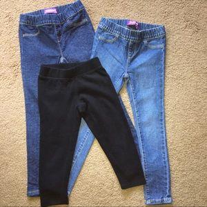 OldNavy Supper Skinny Jeans Lot